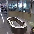 (中国)福州(長楽)空港のライター